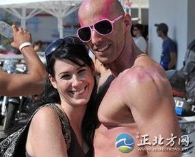 世界各国情色博览会 台湾情色业亚洲独领风骚