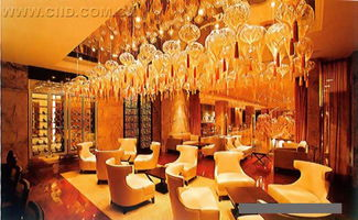 北京华彬费尔蒙酒店 白金五星级 灯光设计