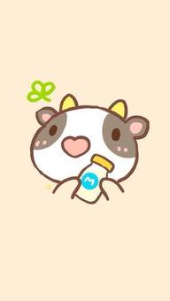 萌萌哒的彩色卡通豆沙包,一个人吃也不会孤独!