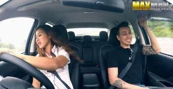【视频】美女赛车手装成新手售车员带顾客试车,结果五官都吓扭曲了...
