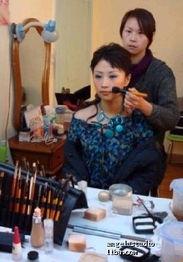 浦东最专业的彩妆培训中心 首页迎新春特惠活动开始啦 最新电视台活...