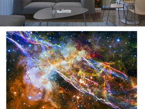 星云星空宇宙太空墙纸图片设计素材 高清模板下载 36.89MB 其他大全