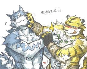 兽人图片肌肉_欧美bl兽人漫画资源_动漫肌肉兽人基漫画_女高肉兽人漫画-梨子网