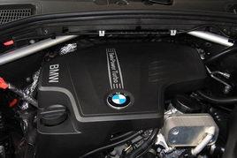 发动机型号-宝马X4明年发布 与X3共享平台 动力系统