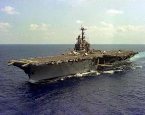 ...帝的獠牙,4艘航母约300架战机火力输出让小国畏惧