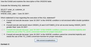 SQL语句中to date的用法