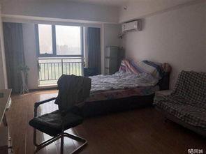 万达公寓精装一室朝南守次出租实景照片诚心租干净