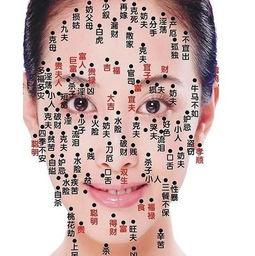 图解女人脸上长痣的吉凶,吉痣和凶痣如何区别