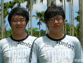 兄弟俩一起考入北大 北大最帅双胞胎-每个胖纸都是潜力股北大最帅双...