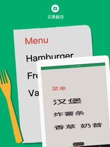 Google 翻译 实现语音 拍照 手写输入的多国语言即时翻译应用,下载语...