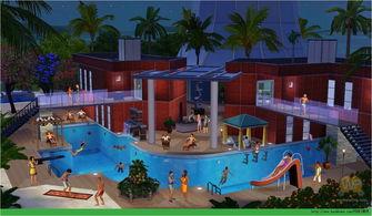 模拟人生3 岛屿天堂 The Sims 3 Island Paradise PC破i解版下载 模拟...