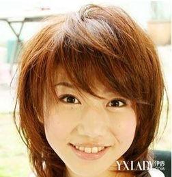 长发剪短发如何变化造型?