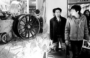 ...国较大规模汽车轮毂生产企业纷纷加大了产品更新换代的步伐,用大...