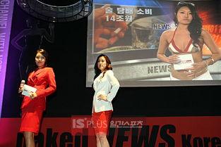 裸体新闻 登陆韩国 女主播将只露上半身