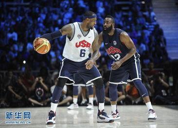 ...当日,美国国家男子篮球队在华盛顿举行公开训练,备战伦敦奥运会...