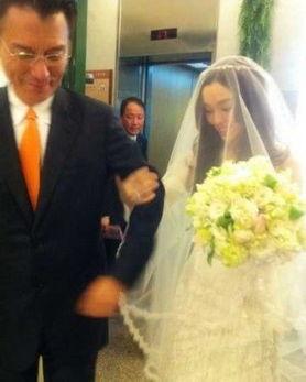 永爱杨颖的繁体字网名-黑人范玮琪完婚 新郎对新娘承诺 爱你到永远