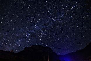 夜空-世上最浪漫的事,手牵手丽江到泸沽湖看星空