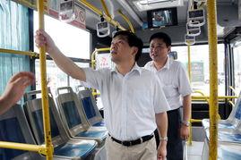 ...一辆刚刚到站的801路公交车,亲自体验车厢温度.-公交动态