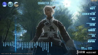 最终幻想14重生游戏截图