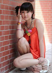 网上最红女模 张筱雨生活写真