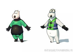 ...熊 制作特辑 动画团队倾力打造高品质 熊 电影