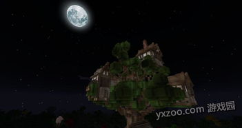 我的世界魔法小镇地图下载 大型RPG冒险生存地图