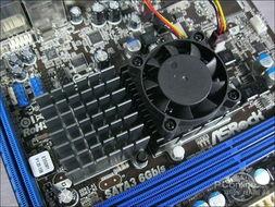 华擎 E350M1图片评测论坛报价-高清上网好选择 多款E350 APU主板...