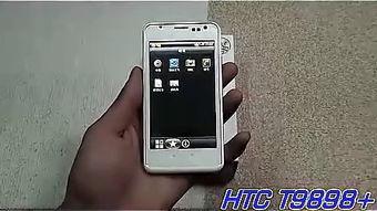 HTC G11拆机 –