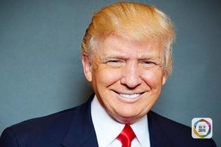 特朗普放狠话 选上总统就换发型