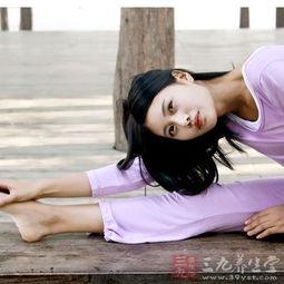 塑身瑜伽 坚持练瑜伽可以提高身体柔韧性