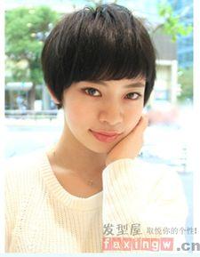 剪短发什么发型好看 魅力女生偏爱短发