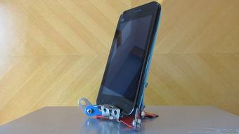 DIY 小米手机支架