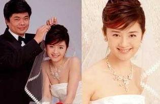 凤凰卫视女主播许戈辉与老公丁健-揭秘 为何富豪都爱娶美女主播 组图