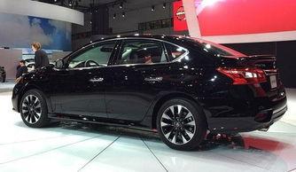 海外新款轩逸(Sentra)-东风日产明年推4款新车