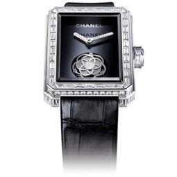 Chanel香奈儿2012新款山茶花腕表 香奈儿珠宝表 腕表 VOGUE时尚网