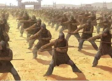 墨攻 威武猛将兵临城下沙场翻滚激战