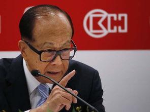 李嘉诚15.4亿卖上海虹口写字楼 一年内抛售200亿新闻频道