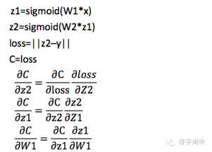 神经网络的 BP 算法学习