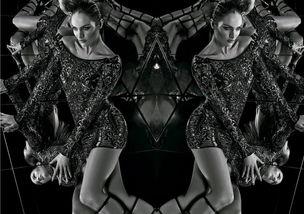 天使超模坎迪斯·斯瓦内普尔(Candice Swanepoel)近日为巴西时尚...