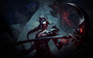暗焚-要化身暗裔还是暗影刺客,决定权就在玩家手里,相信官方在新英雄上...
