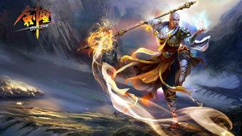 剑圣 游戏壁纸