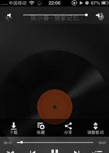 酷狗音乐怎么分享到微信朋友圈