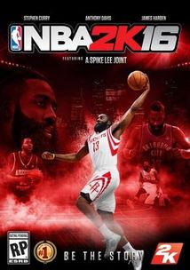 2K Sports官方公布NBA 2K16 封面超靓-显卡新品