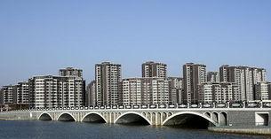...成的保障性住房小区(11月15日摄).    摄 -宁夏2013年保障房建设...
