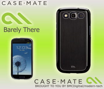 ...please contact us.-Mate Barely There Brushed Aluminium Galaxy S3 ...