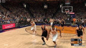 《2K17》截图-既生LIVE何生2K 图说EA与2K篮球游戏的恩怨情仇