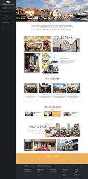 2015 2016网页设计作品集,第一波