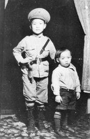 朝鲜战场上的华裔士兵