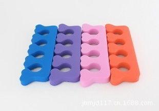 ...手指分指棉 分指器 分趾器 粉色 隔指棉的详细介绍,包括美甲工具用...