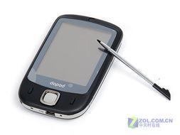 三级图色色网站-升级内存时尚机 多普达S1精英版... 图为:黑色多普达S1精英版手机
